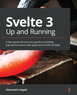 Book cover image for Svelte 3 Up and Running