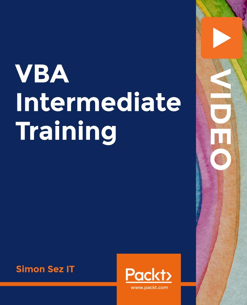 VBA Intermediate Training [Video]