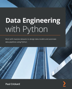 Book cover image for Data Engineering with Python