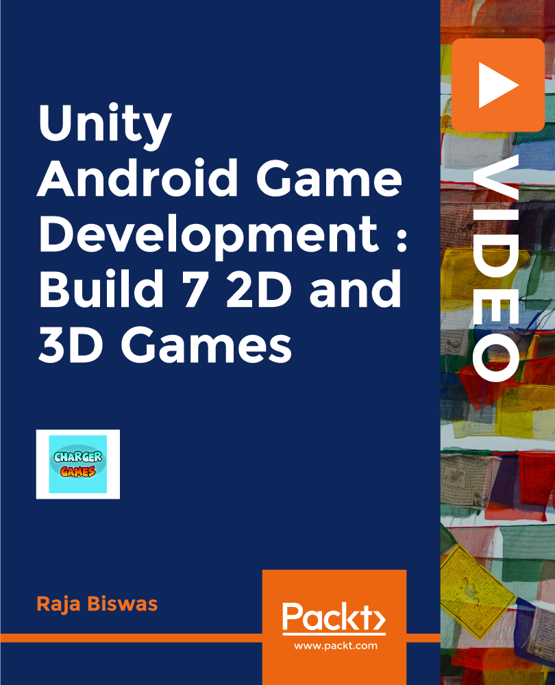 Destroying Objects - Unity Android Game Development : Build 7 2D and 3D  Games [Video]