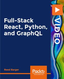 Full-Stack React, Python, and GraphQL