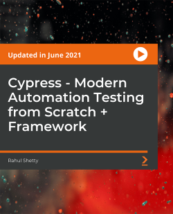 Cypress-Modern Automation Testing tool [Video]