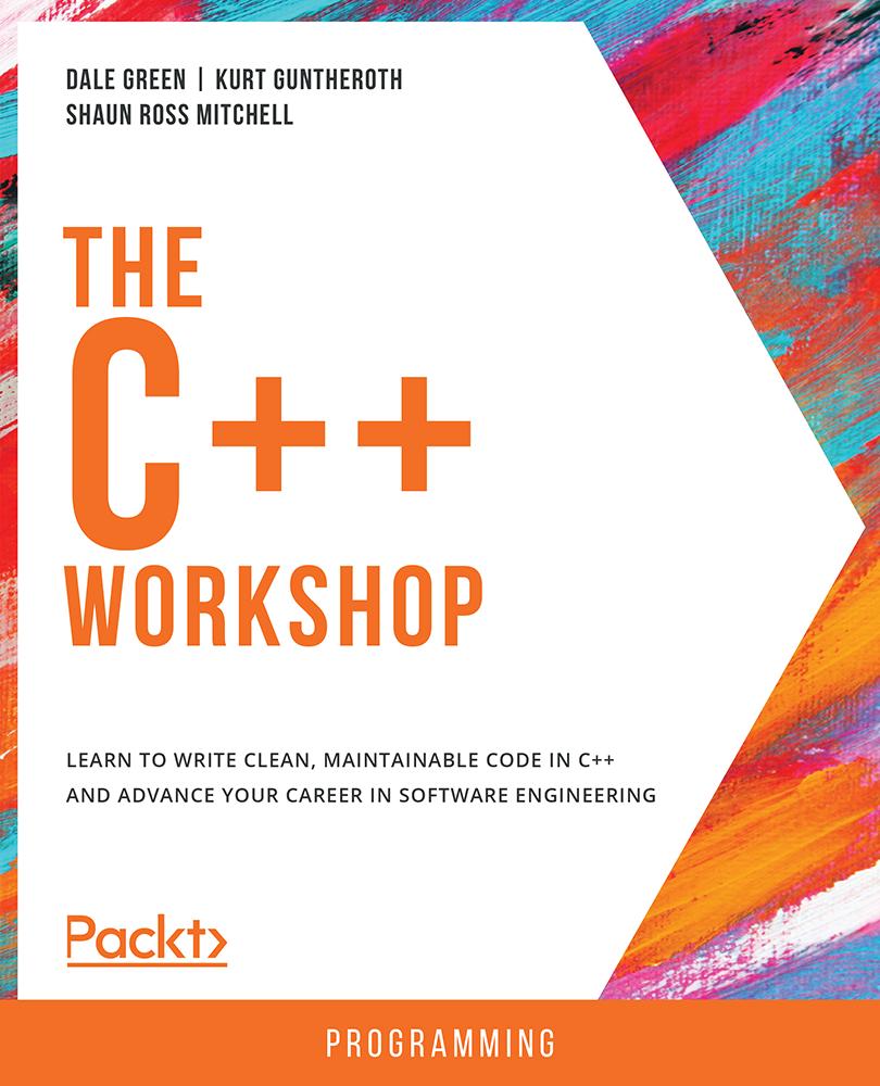 The C++ Workshop