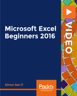 Microsoft Excel Beginners 2016 [Video]