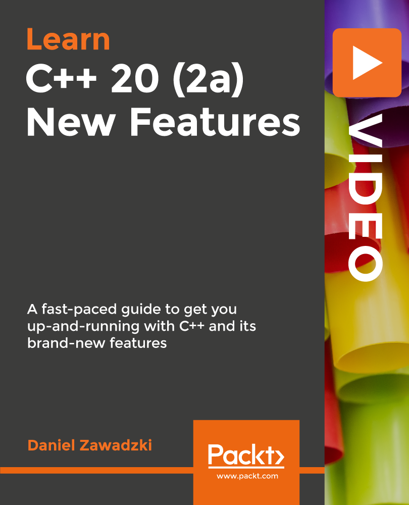 C++ 20 (2a) New Features [Video]