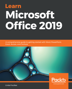 Learn Microsoft Office 2019