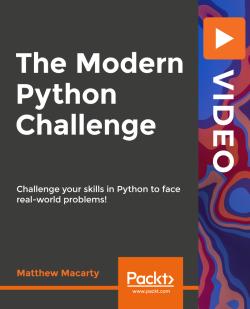 The Modern Python Challenge [Video]