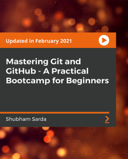 Mastering Git and GitHub - A Practical Bootcamp for Beginners