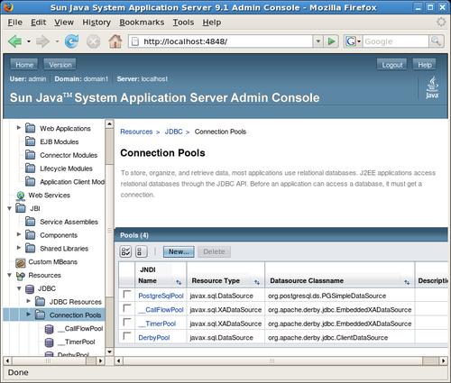 GlassFish Domains Explained - Java EE 5 Development using