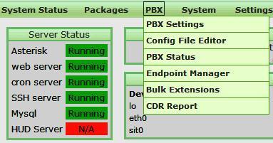 A. C. D. (call center edition) trixbox ce 2. 6.