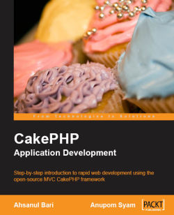 CakePHP Application Development