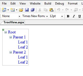 Working with the ASP NET TreeView Control - ASP NET Data