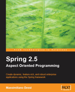 Spring 2.5 Aspect Oriented Programming