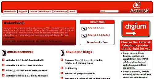 Downloading Asterisk - Asterisk Gateway Interface 1 4 and 1 6