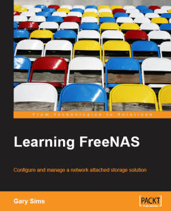 Problems Connecting to Shares (via CIFS) - Learning FreeNAS