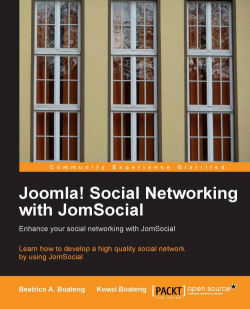 Joomla! Social Networking with JomSocial