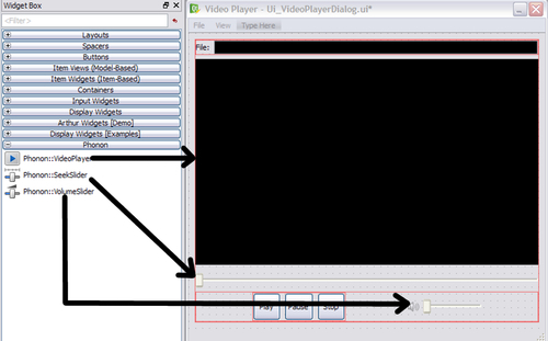 Time for action – generating the UI code - Python Multimedia