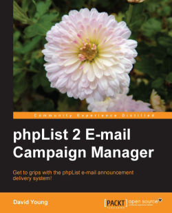 phpList 2 E-mail Campaign Manager