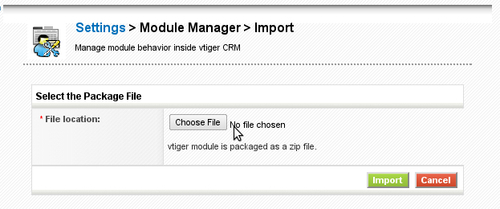 Time for action - installing the PDF configurator module