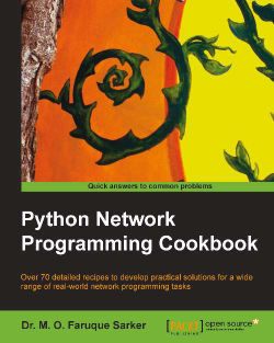 Handling socket errors gracefully - Python Network Programming Cookbook