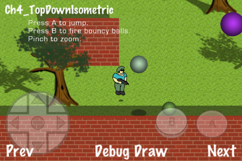 Creating a top-down isometric game engine - Cocos2d for