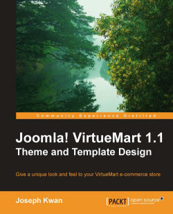 Joomla! VirtueMart 1.1 Theme and Template Design