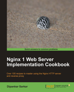 Nginx 1 Web Server Implementation Cookbook