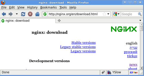 Installing new modules and compiling Nginx - Nginx 1 Web Server