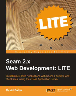 Seam 2 Web Development: LITE