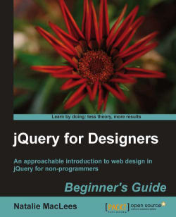 jQuery for Designers: Beginner's Guide