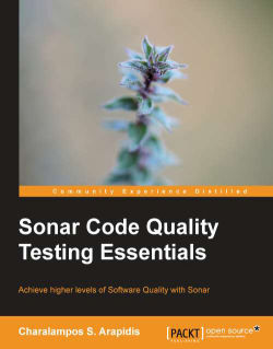 Sonar Code Quality Testing Essentials