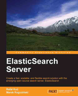 Dynamic mappings and templates - ElasticSearch Server