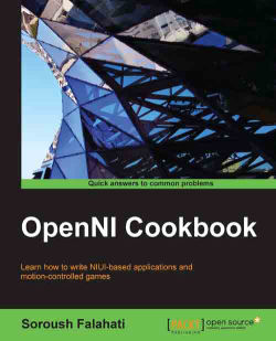 OpenNI Cookbook