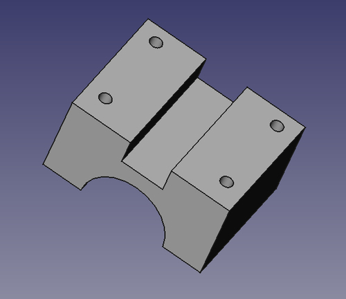 Using external constraints (Should know) - FreeCAD