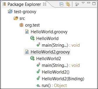 Configuring Groovy in Eclipse - Groovy 2 Cookbook