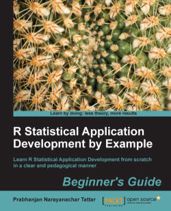 R Statistical Application Development by Example Beginner's Guide