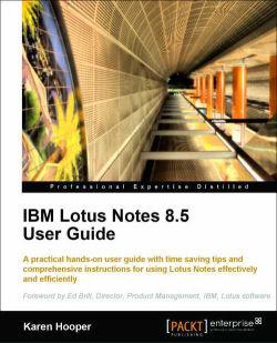 IBM Lotus Notes 8.5 User Guide