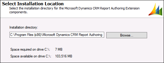 Installation and configuration of Report Authoring Extension