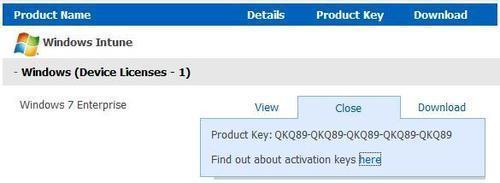 Downloading Windows 7 Enterprise Edition - Microsoft Windows