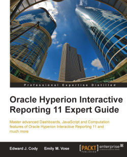 Building the Dashboard Framework - Oracle Hyperion