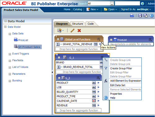 A comparison with 10g - Oracle BI Publisher 11g: A Practical