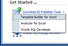 Installing Template Builder for Word - Oracle BI Publisher 11g: A