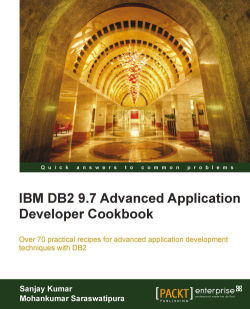 IBM DB2 9 7 Advanced Application Developer Cookbook