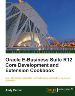 Creating a value set - Oracle E-Business Suite R12 Core Development