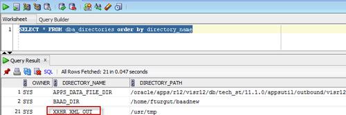 Creating a HOST concurrent program - Oracle E-Business Suite R12