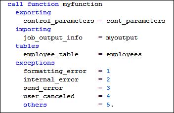 Converting Smart Forms to PDF output - SAP ABAP Advanced