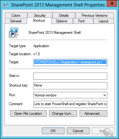 What is SharePoint Management Shell - PowerShell 3 0