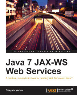 Using the wsimport tool from the command line - Java 7 JAX-WS Web