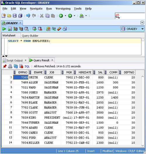 PL/SQL development environments - Oracle Advanced PL/SQL Developer
