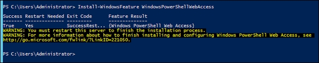 Top 7 features you need to know about - Instant Windows PowerShell